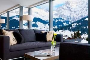Bild Nachweis: The Cambrian Hotel Adelboden & SPA