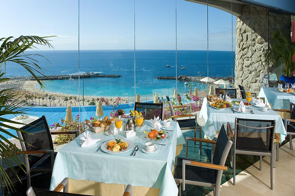 Gloria Palace Amadores Thalasso Hotel Restaurant