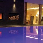 Innenpool des Krumers Post Hotel & Spa****