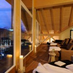 Spa Lounge des Hotels