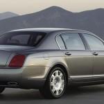 Bentley-Fahrt für den Gewinner