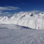 Obergurgl Tal Skifahren