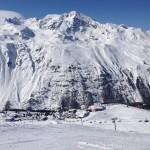 Pisten Obergurgl Skifahren