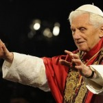 Papst Benedikt tritt zurück