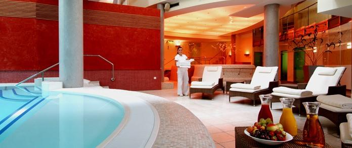 artepuri® hotel meersinn: SPA Bereich