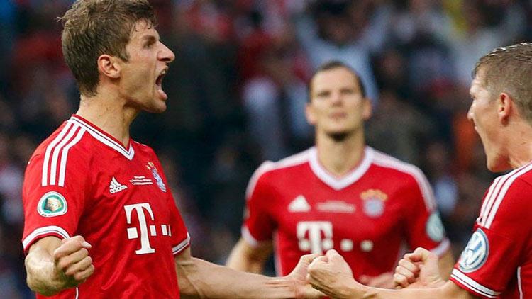 FC Bayern gewinnt das Triple: DFB-Pokal, Champions-League und Bundesliga