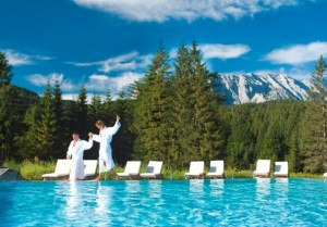 Wellness in Garmisch