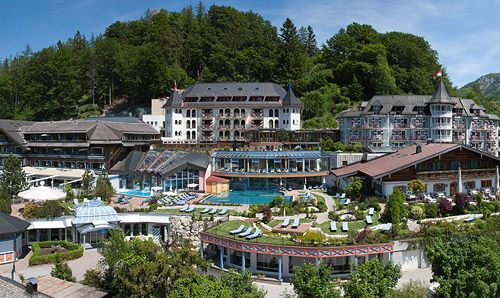Hotel Bild Ebner`s Waldhof am See