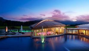 Das König Ludwig Wellness  und  Spa Resort Allgäu