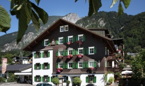 Hotel Adler St Anton Vorarlberg