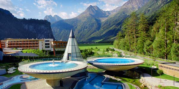 Wellness im AQUA DOME