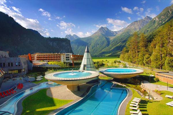 Wellnesshotels in Tirol